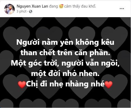 Phi Nhung qua đời, làng showbiz Việt ngập trong nước mắt-3