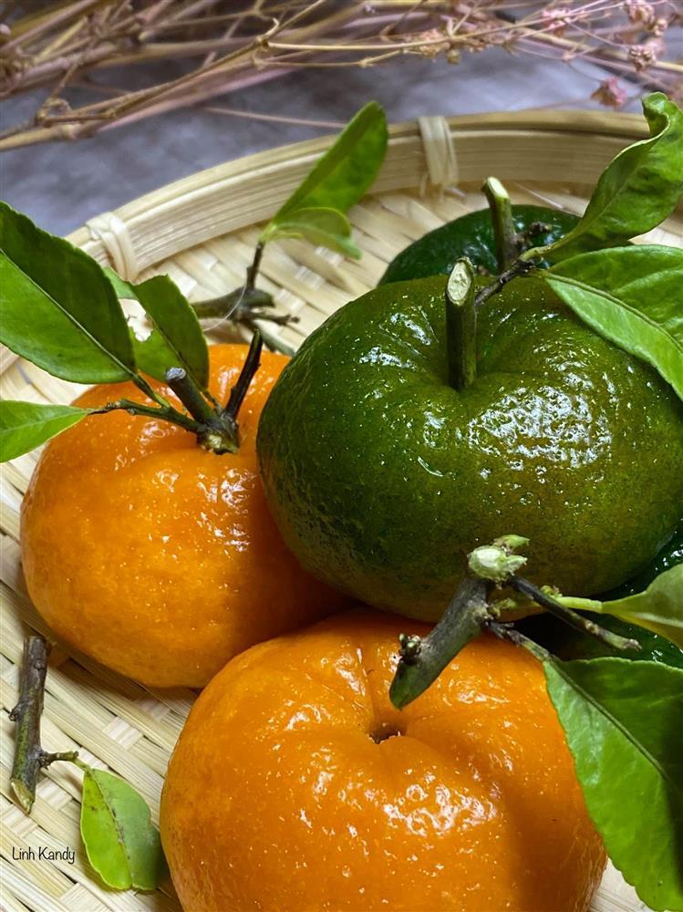 Cú lừa xuất sắc phù phép bánh bao thành trái cam y như thật-2