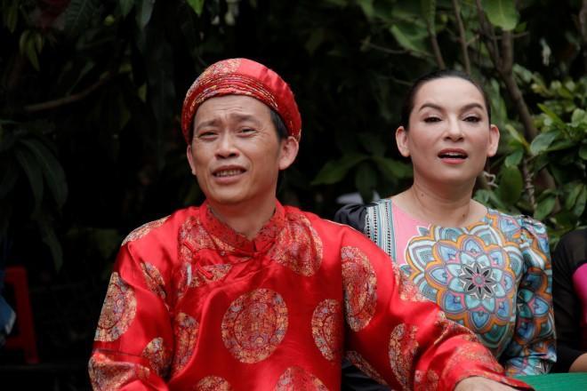 Phi Nhung từng 2 lần làm vợ của Hoài Linh trên màn ảnh-6