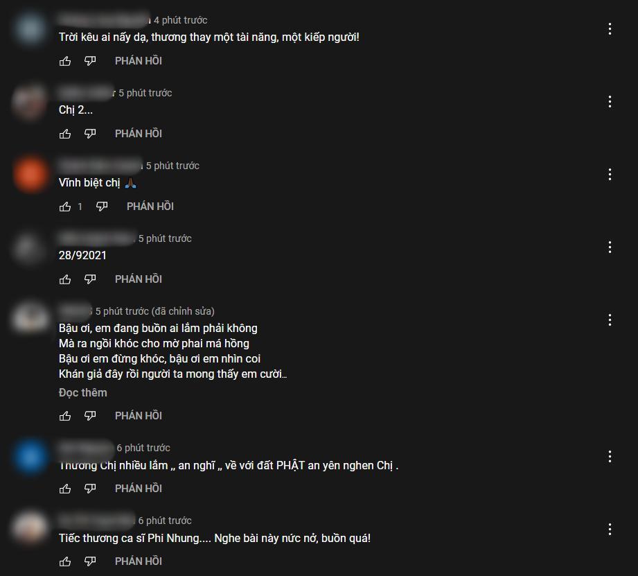 Netizen tràn vào loạt MV của Phi Nhung cùng làm hành động đẹp-6