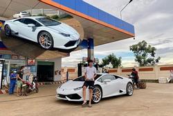 Hé lộ gia thế thanh niên 23 tuổi tậu Lamborghini 13 tỷ ở Đắk Lắk