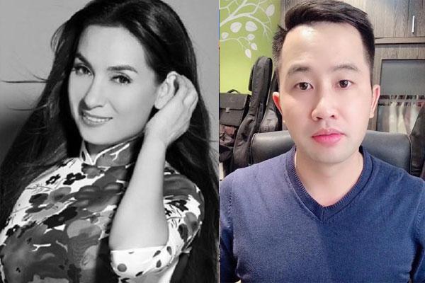 Tiktoker Trương Quốc Anh làm clip về ca sĩ Phi Nhung-1