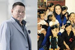 Một tỷ phú đứng ra nhận nuôi 23 người con của Phi Nhung