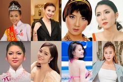 Nhan sắc thời thi hoa hậu của dàn diễn viên Việt