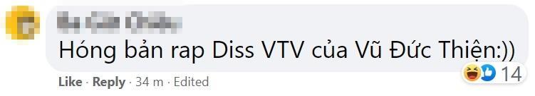 Bị VTV phê phán, Rhymastic trả lời: Họ ở khác tầng mình