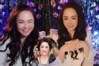 Bà Phương Hằng show mặt mộc, tự nhận 50 tuổi có 'làn da em bé'