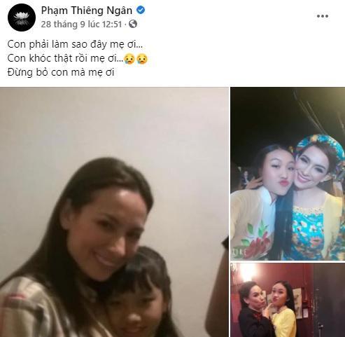Con nuôi Phi Nhung xin lỗi vì không thể thắp nhang cho mẹ-4