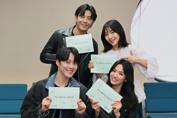 Song Hye Kyo chỉ là kẻ thế vai ở phim với trai trẻ Jang Ki Yong?-1