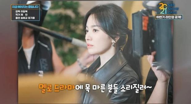 Song Hye Kyo chỉ là kẻ thế vai ở phim với trai trẻ Jang Ki Yong?-4