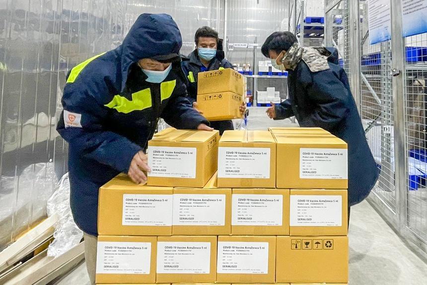 54 triệu liều vaccine sẽ về Việt Nam từ nay đến cuối năm-2