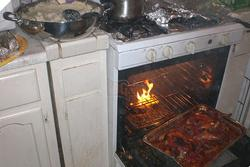 Những trận nấu ăn 'sinh tử' của mấy nàng chúa hậu đậu