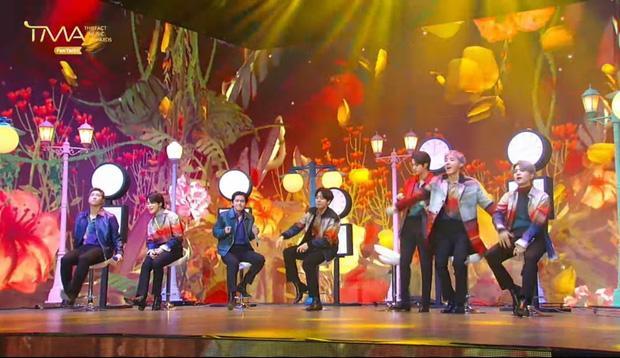 BTS live encore tụt mood tại TMA 2021-5