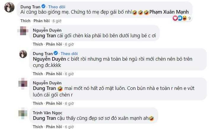 Con gái bị nhận xét khác mình, hậu vệ tuyển Việt Nam nổi cơn ghen-7