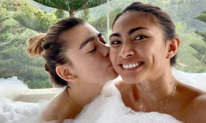 Người yêu đồng tính của tân Hoa hậu Hoàn vũ Philippines 2021-11