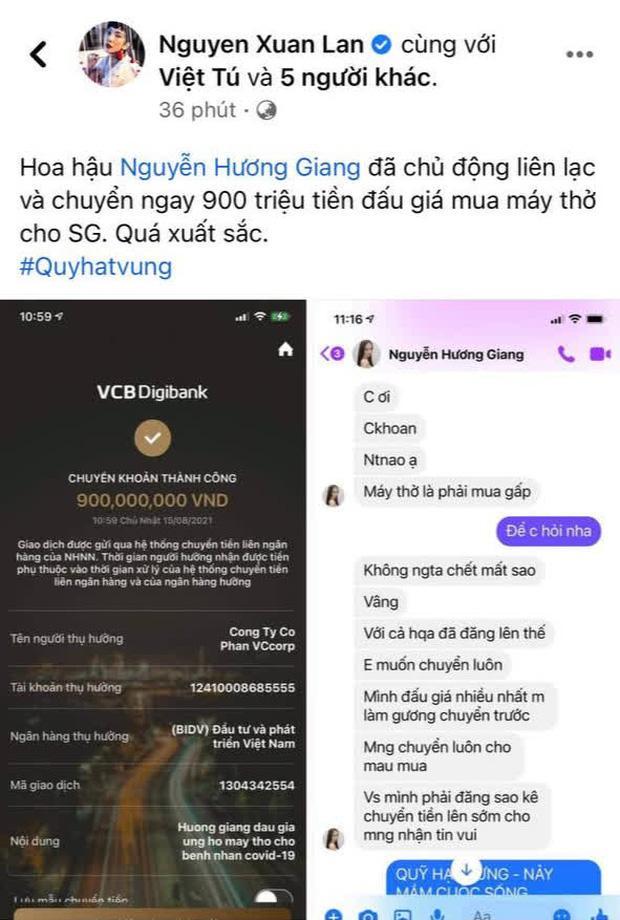 Sự thật hình ảnh Hương Giang tái xuất sau 7 tháng ở ẩn-3