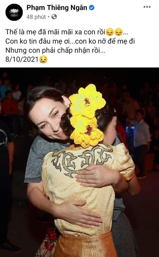 Con nuôi, bạn bè bật khóc khi thi hài Phi Nhung hỏa táng-5