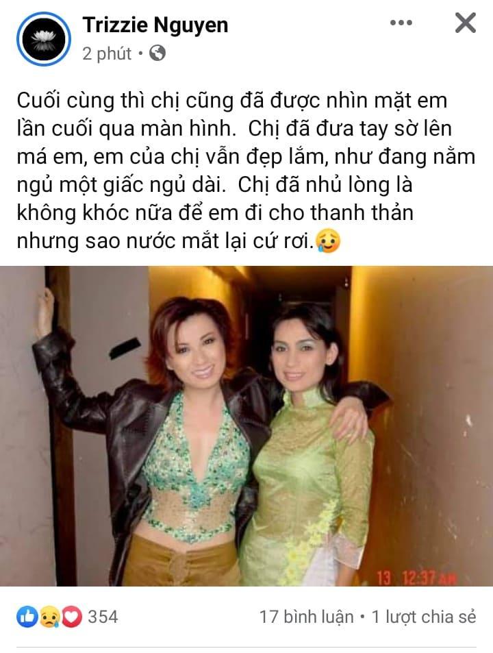 Con nuôi, bạn bè bật khóc khi thi hài Phi Nhung hỏa táng-8