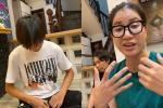 MXH phẫn nộ Trang Trần nửa đêm đến 'ép cung' Hồ Văn Cường