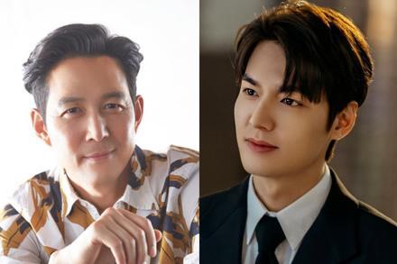 Lee Min Ho mê mẩn nam chính quá đẹp của 'Squid Game'
