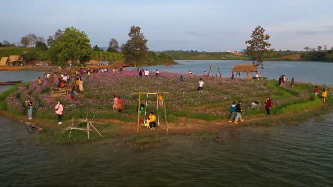 Đảo hoa Kon Trang Long Loi - Có nơi nào đẹp hơn?-4
