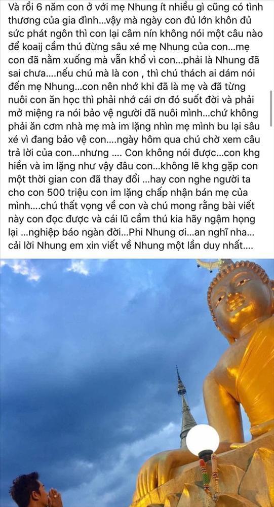 Hồ Văn Cường liên tục bị dằn mặt, em trai Phi Nhung nói gì?-10