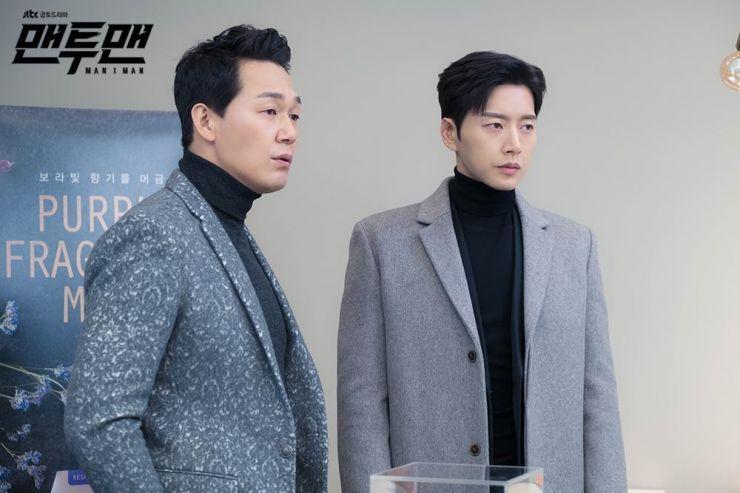 Những lần nữ chính phim Hàn bất lực nhìn vai nam chiếm sóng-6