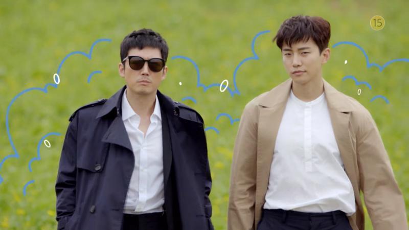 Những lần nữ chính phim Hàn bất lực nhìn vai nam chiếm sóng-10