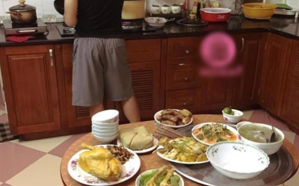 Sợ con dâu vất vả, mẹ chồng hạ lệnh chỉ ăn cơm con trai nấu-2