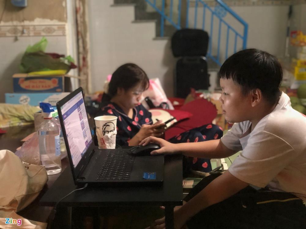 Những đứa trẻ mồ côi ở TP.HCM sau đại dịch-7