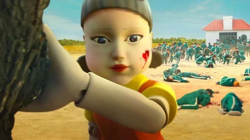 Squid Game và bé búp bê giết chóc phá hoại tuổi thơ người Hàn!-6