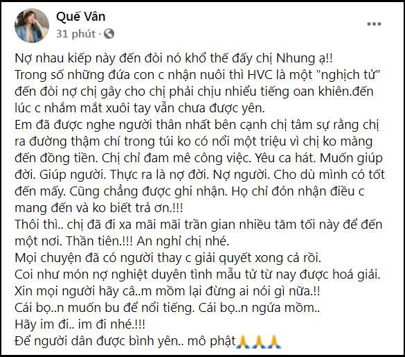 Quế Vân mắng Hồ Văn Cường nghịch tử, bùng nổ tranh cãi-5