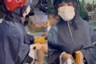 Clip: Trộm nước mắm bị bắt quả tang, 'nữ ninja' quỳ gối xin tha