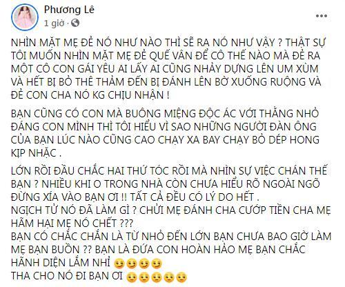Mắng Hồ Văn Cường nghịch tử, Quế Vân bị Phương Lê dạy ngược-6