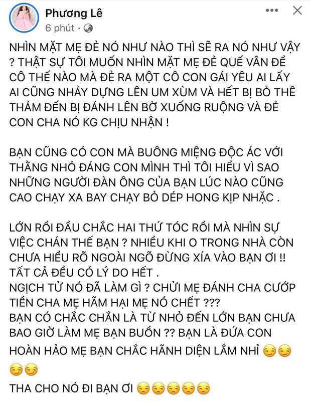 Quế Vân vỗ mặt hoa hậu Phương Lê nhưng mắc lỗi cực hài-2