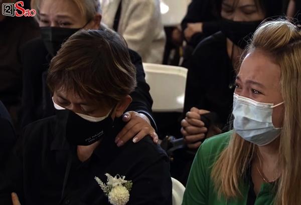 Quản lý sang Mỹ dự tang Phi Nhung, chết lặng nước mắt-4