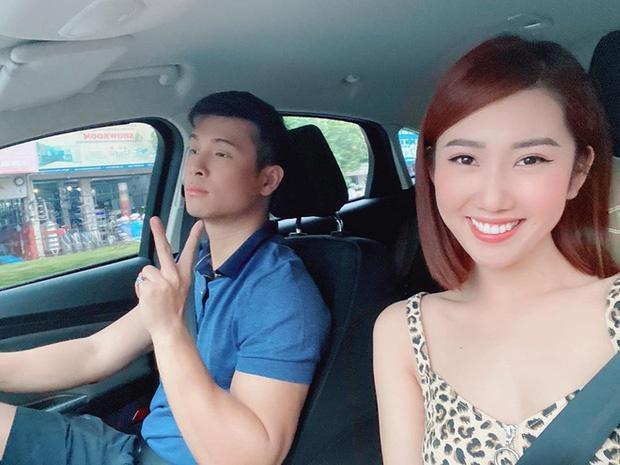Trương Thế Vinh có thực sự hẹn hò người mẫu Trâm Anh?-4