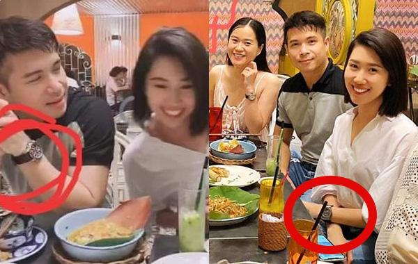 Trương Thế Vinh có thực sự hẹn hò người mẫu Trâm Anh?-3
