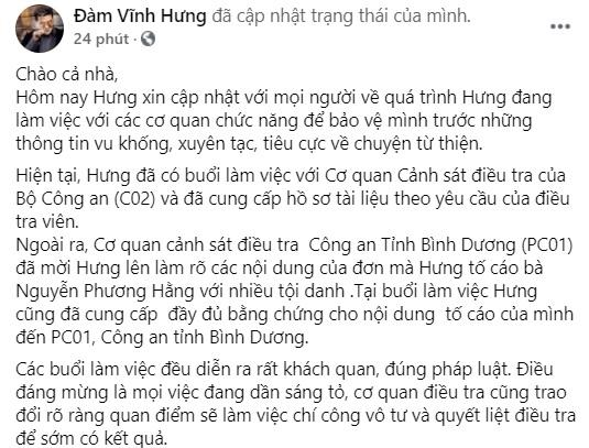 Đàm Vĩnh Hưng tuyên chiến Phương Hằng tới tận cùng sự thật-3
