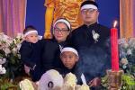 Cận mặt con gái và 2 cháu ngoại Phi Nhung trong tang lễ