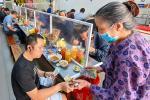 NÓNG: Hà Nội cho phép nhà hàng, quán ăn, cà phê mở lại từ 14/10
