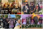 Đồng nghiệp hát tiễn biệt cố ca sĩ Phi Nhung về cõi vĩnh hằng