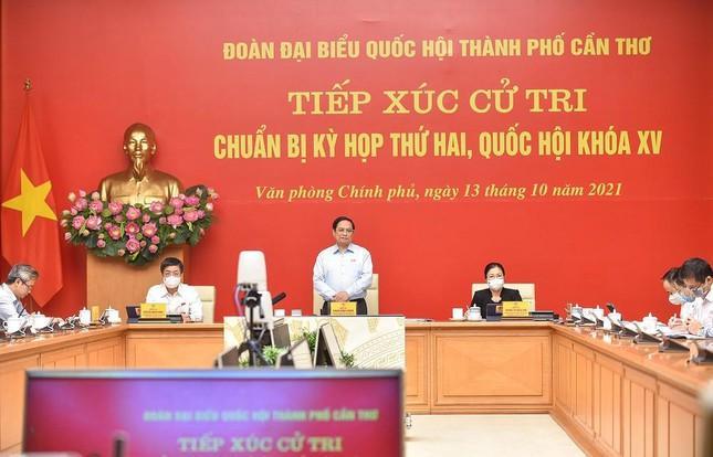 Thủ tướng Phạm Minh Chính: Mở cửa trường học tại những nơi an toàn-1