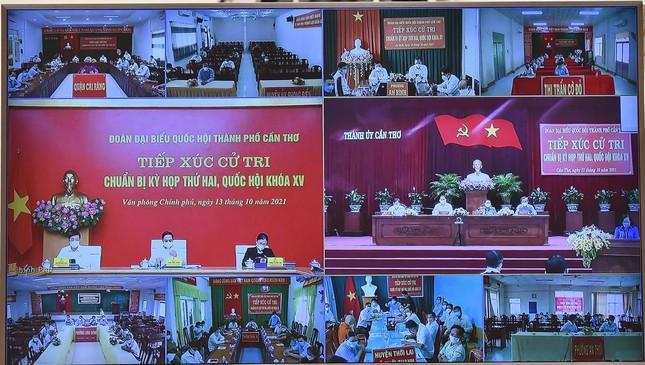 Thủ tướng Phạm Minh Chính: Mở cửa trường học tại những nơi an toàn-2