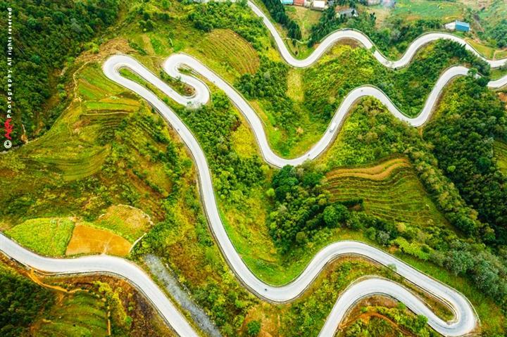 3 đoạn đường hiểm trở ở Hà Giang không thua Mã Pí Lèng-1