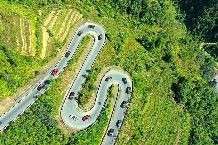 3 đoạn đường hiểm trở ở Hà Giang không thua Mã Pí Lèng-2