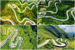 3 đoạn đường hiểm trở ở Hà Giang không thua Mã Pí Lèng