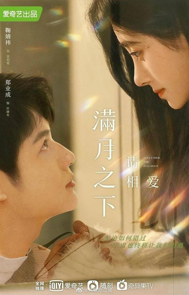 Loạt poster phim Hoa ngữ sao chép giống nhau gây tranh cãi-7