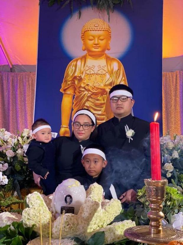 Con gái ruột Phi Nhung nói lời cảm tạ, rất xúc động vì một điều-4