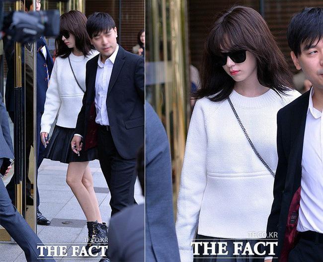 Han Hyo Joo tái xuất vẫn bị đay nghiến về scandal của em trai-6