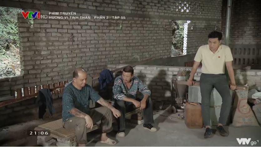 Hương Vị Tình Thân tập 55: Thy bí mật xét nghiệm ADN của Dũng với ông Tấn-1